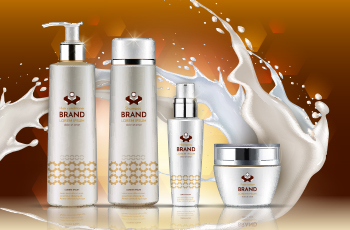 Third party beauty products manufacturer