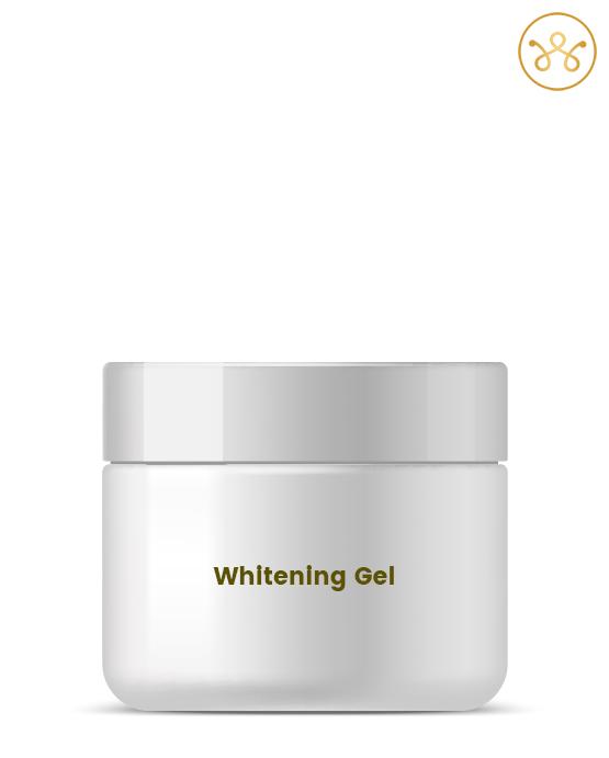 skin whitening gel